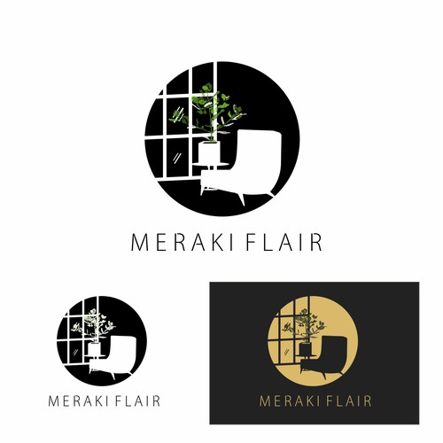 Meraki flair