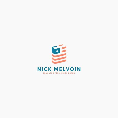 logo for school board election...