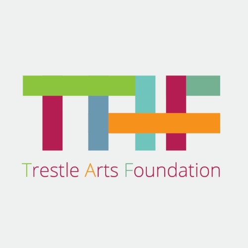 logo for Trestle Arts Foundation