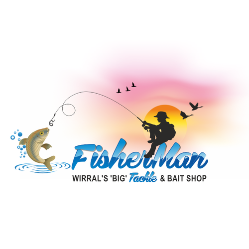 New logo wanted for Fisherman Tackle & Bait