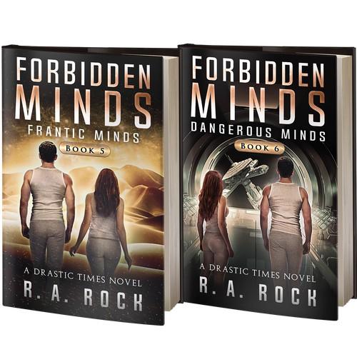Forbidden Minds series Books 5-6