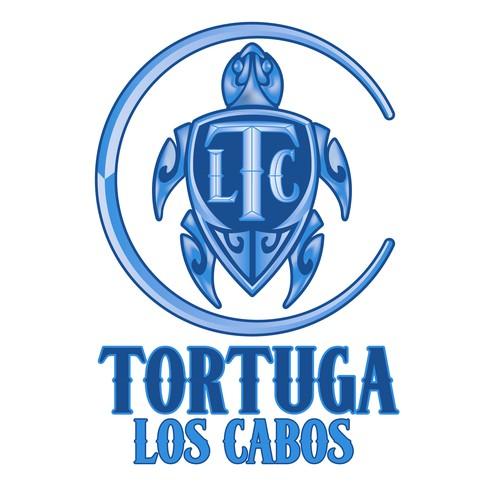 Logo for a Board Short company