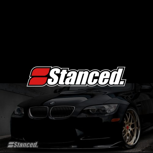stanced.