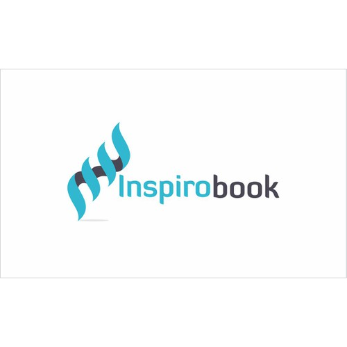 Create a logo for the front of a spiral note book