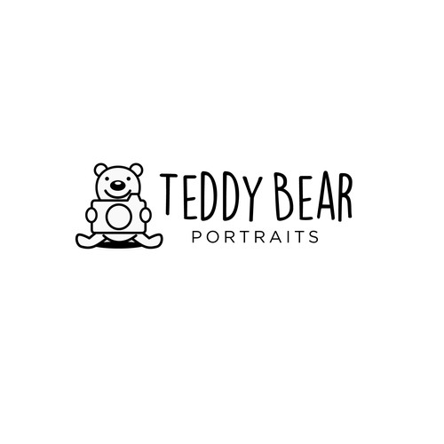 Teddy Bear Portraits