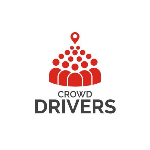 Crowd Driver logo