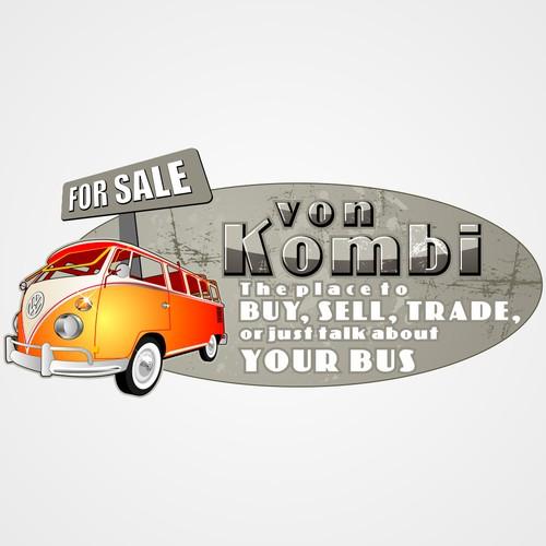 VW BUS Classified Website Logo needed!