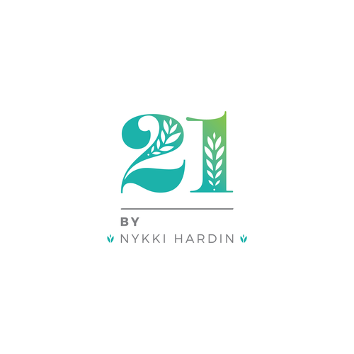 High-end logo for transformational nutrition program