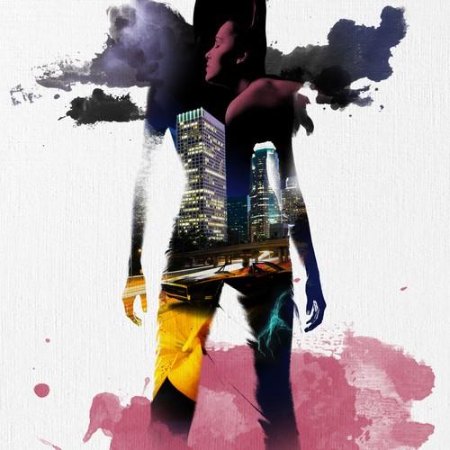 Full Cover for YA novel re-brand.