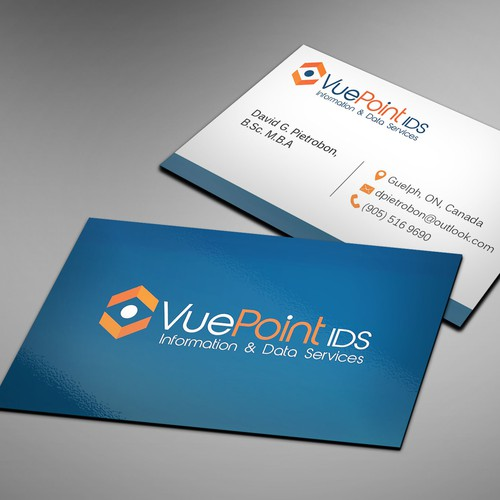 Envision this: A sophisticated modern Logo for a new B2B company witha high tech edge.