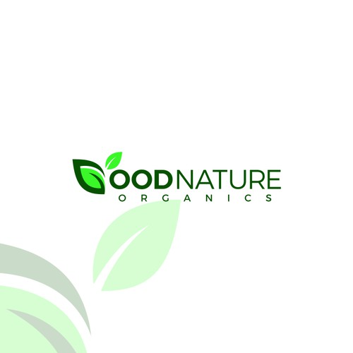 Simple Organic Logo