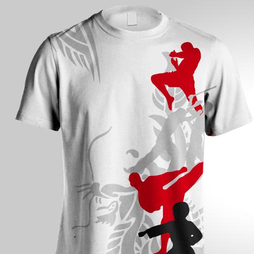 Yanchep Martial Arts T-shirt