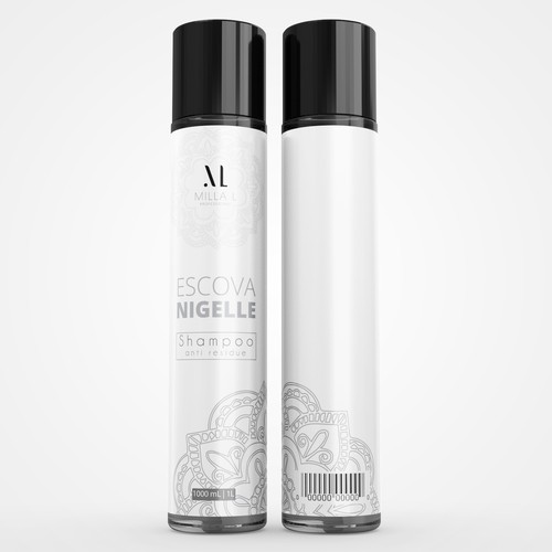 Cosmetic PACKAGING for a NEW brand