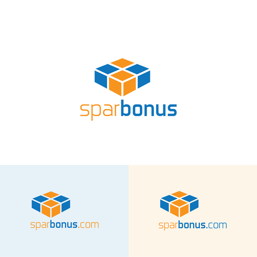 Modern logo for innovative company