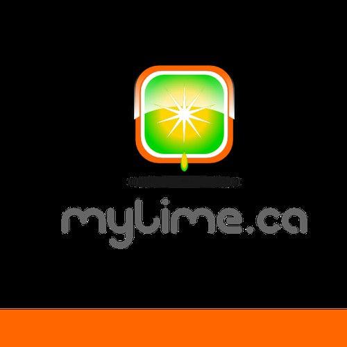 Create the next logo for MyLime.CA