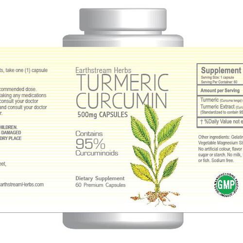 Dietary Supplement Label