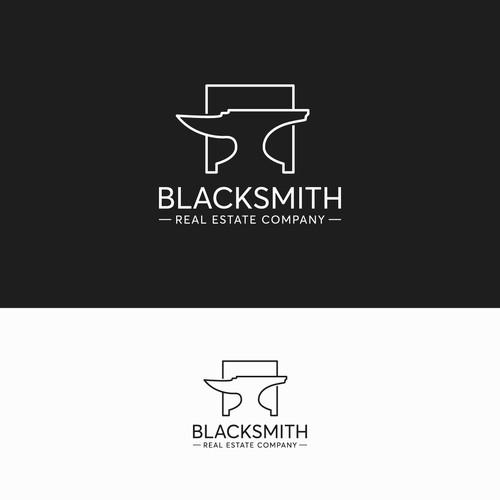 Sophisticated Real Estate Logo Design