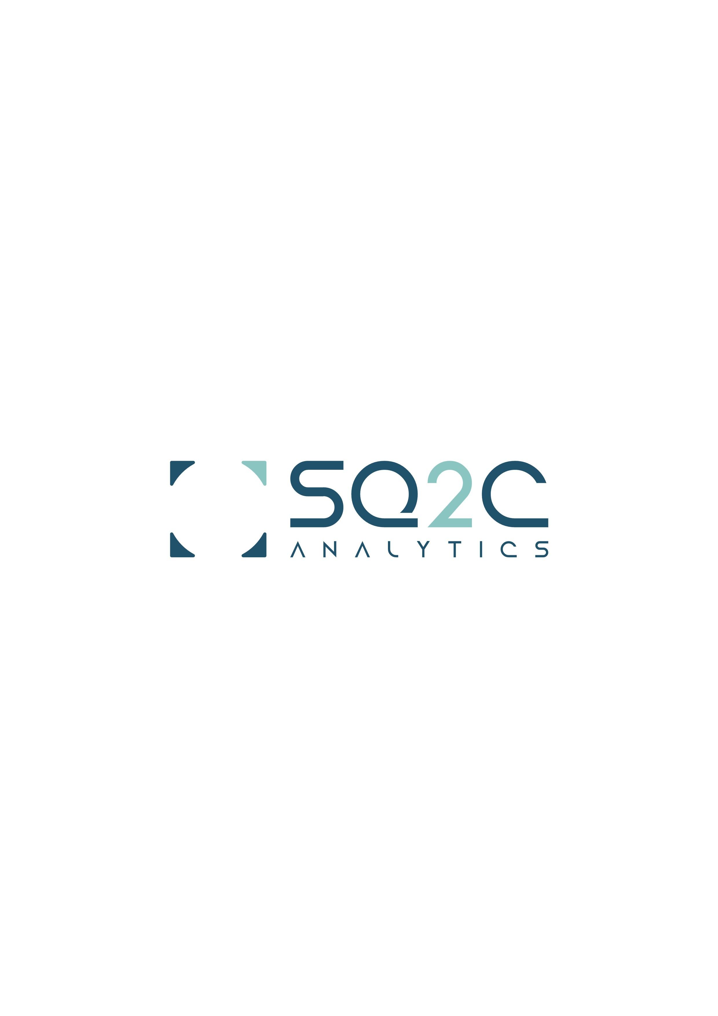 Help create an innovative logo for an Analytics (BI) tech start-up!