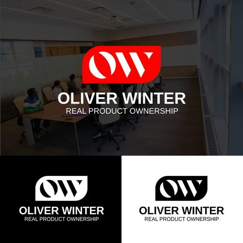 Simple Logo Concept For Oliver Winter