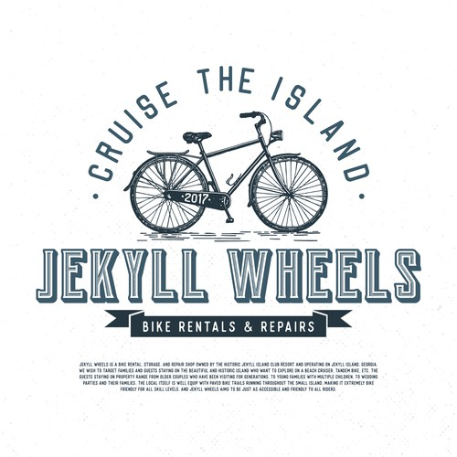 Logo for Jekyll Wheels