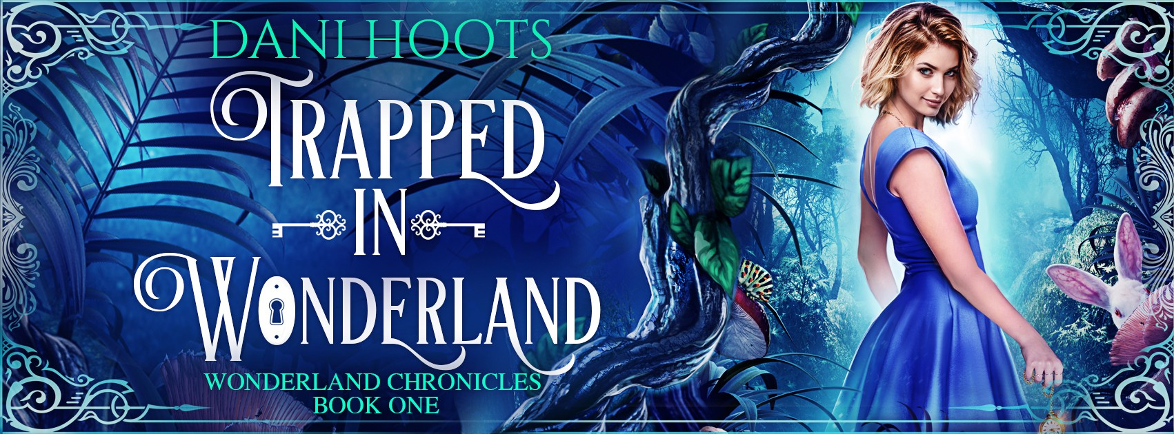 Wonderland Chronicles book 1 of 3