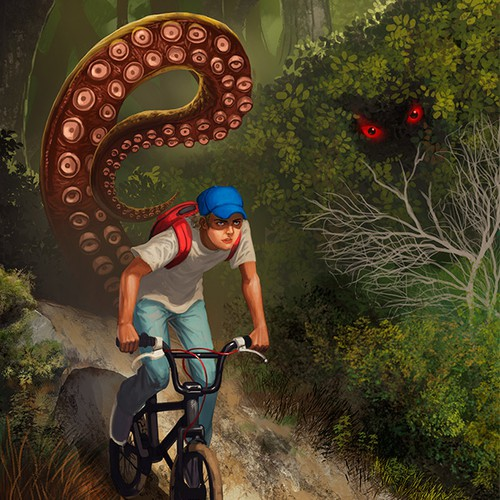 BMX and Tentacle