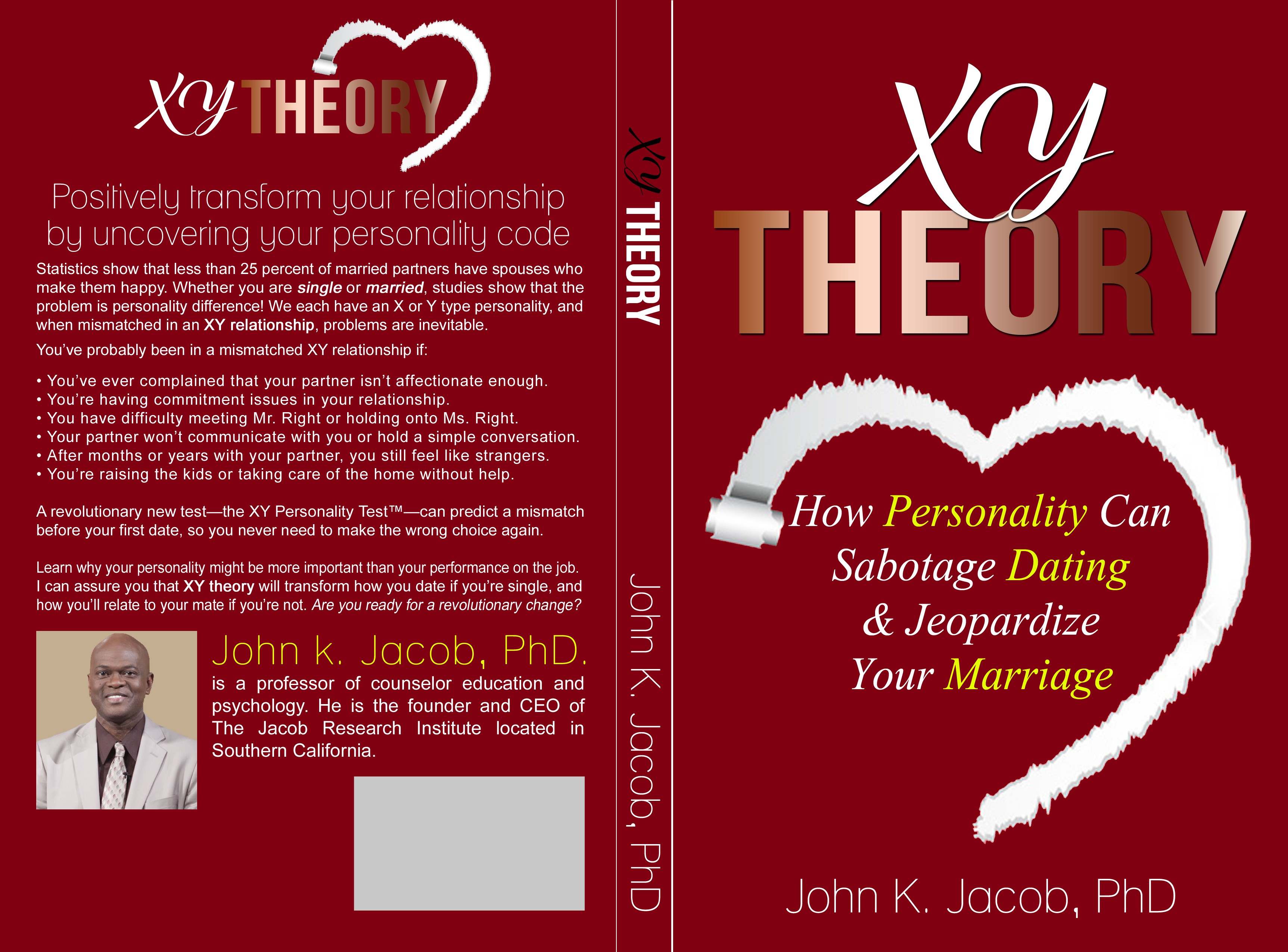 XY THEORY NEEDS A NEW BOOK COVER!
