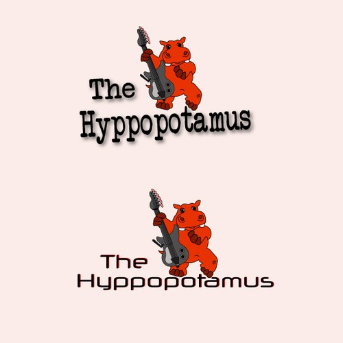 The Hippopotamus needs a new Logo Design