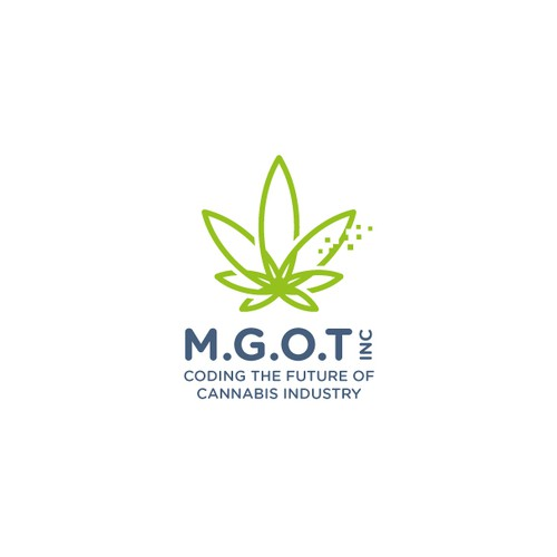 Cannabis industry logo