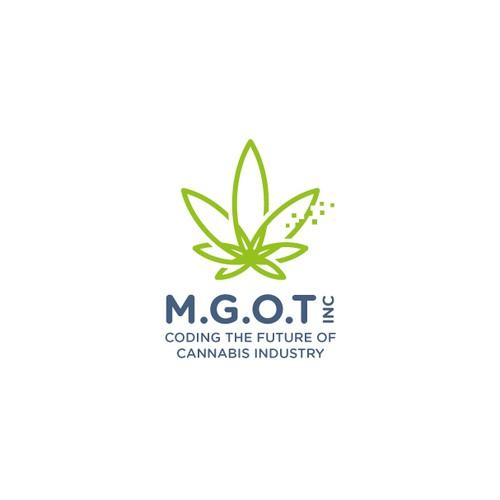 Cannabis industry logo