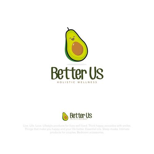 Smile :) Wellness Company - The Avocado Brand Pack!