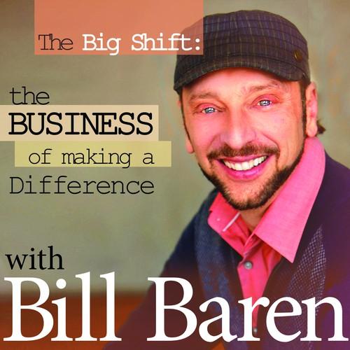 The Big Shift Podcast Album Cover