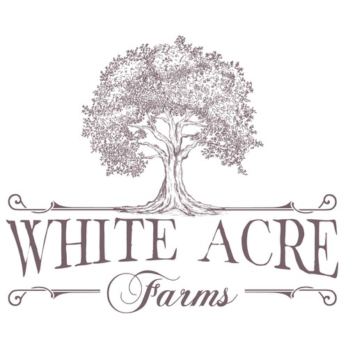 Logo for White Acre Farms