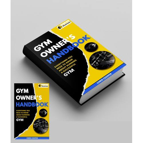 Gym Owner's Bookcover