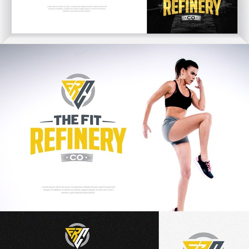 Logo For The Fit Refinery.Co