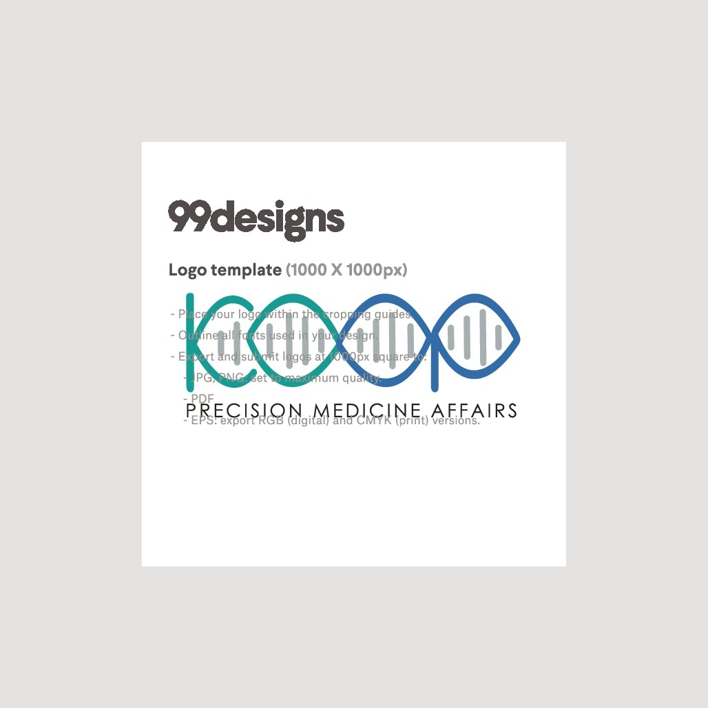 Dear All, please help me with a strong logo for my company 'Koop Precision Medicine Affairs'. Thanks