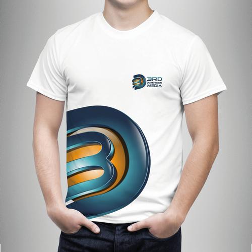3RD 3D Logo