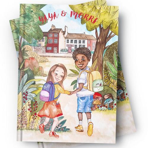 Children Illustration Book