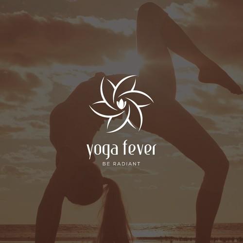 Logo for Yoga Fever