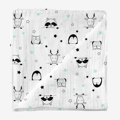 Swaddle blanket design