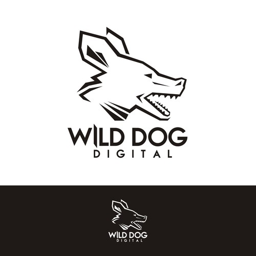 Logo for Wild Dog Digital