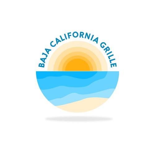 Fresh Vibes Sun and Beach Logo
