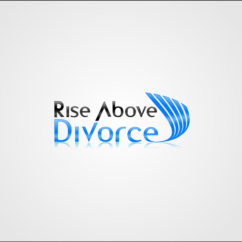 A logo for an after divorce consultant.