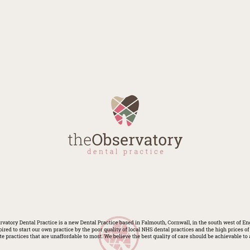 Logo design for the Observatory