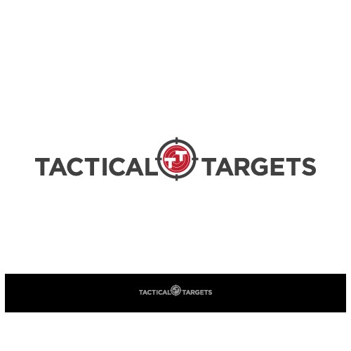 Create a winning logo for Tactical Targets.