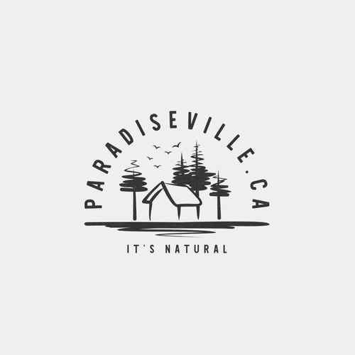 Paradiseville.ca Logo
