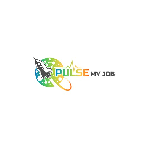 Logo Design For Pulse My Job