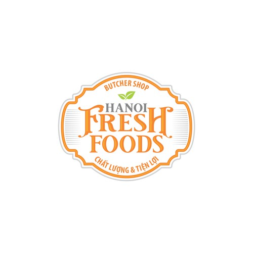 Logo for Boutique Fresh Food Shop