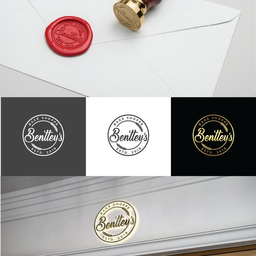 Bentley's Baked Goods New Logo For Retail
