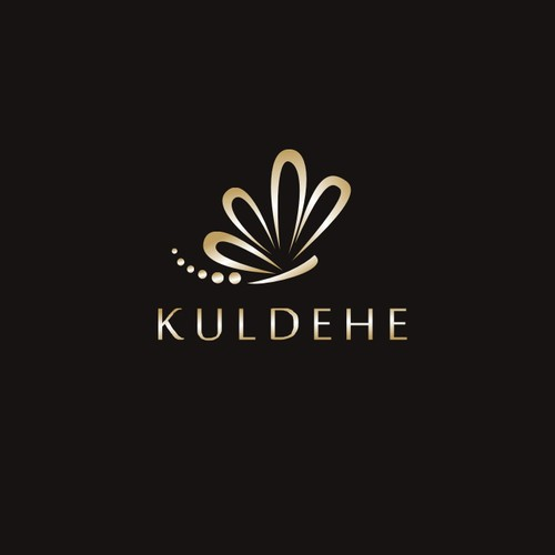 Simple and modern jewelery shops logo